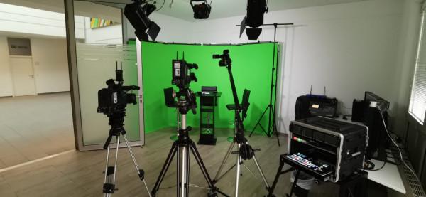 Studio Miete - warm 4 Stunden / Halbtag